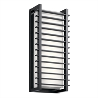Picture for category Wall Sconces 2 Light With Black Finish Aluminum Material LED Bulb 9 inch 100 Watts