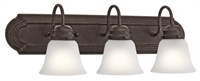 Picture for category RLA Kichler RL-238361 Bath Lighting Tannery Bronze Steel Signature