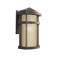 Picture for category Wall Sconces 1 Light With Architectural Bronze Finish Medium Bulb 11 inch 150 Watts