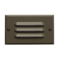 Picture for category RLA Kichler RL-61873 Outdoor Accessory Architectural Bronze Step and Hall Lights