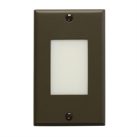 Picture for category RLA Kichler RL-61875 Outdoor Accessory Architectural Bronze Step and Hall Lights