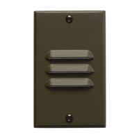 Picture for category RLA Kichler RL-61876 Outdoor Accessory Architectural Bronze Step and Hall Lights
