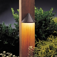 Picture for category RLA Kichler RL-63528 Outdoor Accessory Textured Architectural Bronze Six Grooe