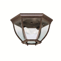 Picture for category RLA Kichler RL-63799 Outdoor Wall Sconces Tannery Bronze Signature