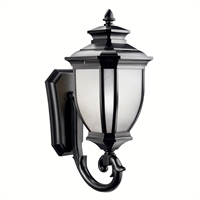 Picture for category Wall Sconces 1 Light With Black Tone Finished Medium Base Bulb 12 inch 200 Watts