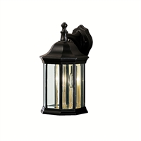 Picture for category RLA Kichler RL-64134 Wall Sconces Black Chesapeake