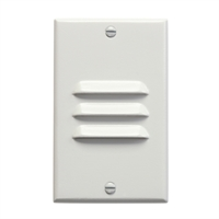 Picture for category RLA Kichler RL-64688 Outdoor Accessory White Step and Hall Lights