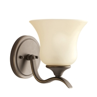 Picture for category RLA Kichler RL-65199 Wall Sconces Olde Bronze Wedgeport