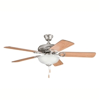 Picture for category RLA Kichler RL-67219 Indoor Ceiling Fans Antique Pewter Sutter Place Select