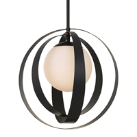 Picture for category Crystorama Lighting 6467-MK Chandeliers Matte Black Iron and Glass Arlo