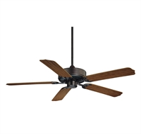 Picture for category Indoor Ceiling Fans With English Bronze Tone Finished Metal ABS Material 52 inch