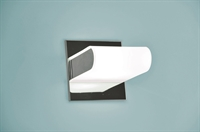 Picture for category WPT Design DUKE-CQ-PS Wall Sconces Polished Stainless Steel Duke