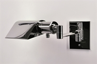 Picture for category WPT Design FACEPARED-CR Wall Sconces Polished Chrome Face Pared