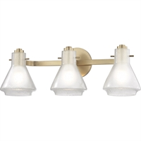 Picture for category Mitzi By Hudson Valley H129303-AGB Bath Lighting Aged Brass Metal Glass Rosie