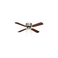 Picture for category Canarm CF42NEP4BN Indoor Ceiling Fans Brushed Nickel Steel/Copper Wire/Aluminum Diecast/Zinc Diecast/Glass/Fiber Blade/Cotton/Ceramic Neptune