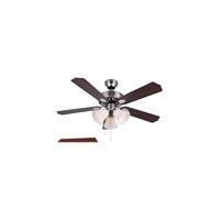 Picture for category Canarm CF42RUE5BN Indoor Ceiling Fans Brushed Nickel Rue