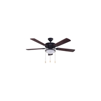 Picture for category Canarm CF52KIN5ORB Indoor Ceiling Fans Oil Rubbed Bronze Steel/Copper Wire/Aluminum Diecast/Zinc Diecast Kincade