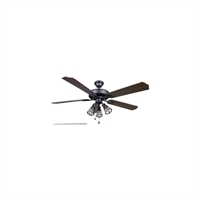 Picture for category Canarm CF52OTT5GPH Indoor Ceiling Fans Graphite Otto