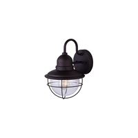 Picture for category Canarm IOL254BK Wall Sconces Black Steel/Copper Wire/Glass Lohan