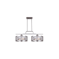 Picture for category Canarm IPL626A04BN Pendants Brushed Nickel Beckett