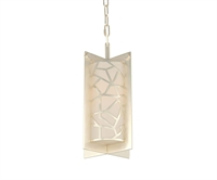 Picture for category Kalco Lighting 303550RS Mini Pendants Rose Siler Miramar