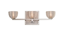 Picture for category Kalco Lighting 304533PN Bath Lighting Polished Nickel Bianco