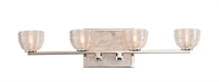 Picture for category Kalco Lighting 304534PN Bath Lighting Polished Nickel Bianco