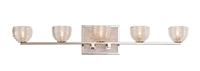 Picture for category Kalco Lighting 304535PN Bath Lighting Polished Nickel Bianco