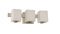 Picture for category Kalco Lighting 307533SN Bath Lighting Satin Nickel Catalina