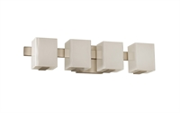 Picture for category Kalco Lighting 307534SN Bath Lighting Satin Nickel Catalina