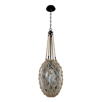 Picture for category Kalco Lighting 308514SZ Mini Pendants Satin Bronze Hatteras