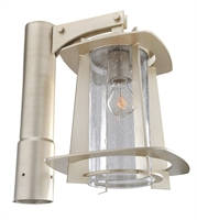 Picture for category Kalco Lighting 401800TS Outdoor Post Light Tarnished Siler Shey