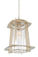 Picture for category Kalco Lighting 401851TS Pendants Tarnished Siler Shey