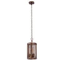 Picture for category Kalco Lighting 502152CP Mini Pendants Copper Patina Chelsea
