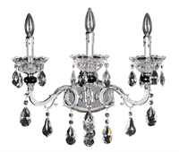 Picture for category Allegri 024323-010-FR001 Wall Sconces Chrome Faure