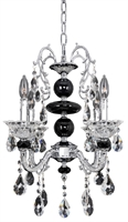 Picture for category Allegri 024352-010-FR001 Chandeliers Chrome Faure