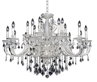 Picture for category Allegri 024750-017-FR001 Chandeliers Two-Tone Siler Cassella