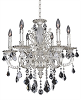 Picture for category Allegri 024751-017-FR001 Chandeliers Two-Tone Siler Cassella