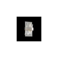 Picture for category Allegri 030220-010 Wall Sconces Polished Chrome Glacier