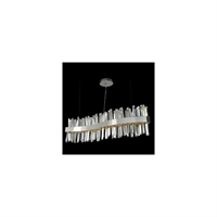 Picture for category Allegri 030250-010 Island Lighting Polished Chrome Glacier