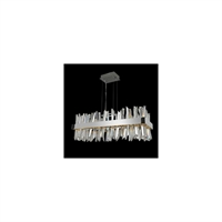 Picture for category Allegri 030252-010 Island Lighting Polished Chrome Glacier