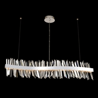 Picture for category Allegri 030258-010 Island Lighting Chrome Glacier