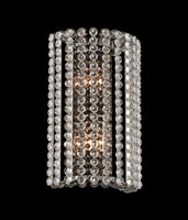 Picture for category Allegri 031420-010-FR000 Wall Sconces Chrome Anello