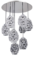 Picture for category Allegri 11108-010-FR000 Pendants Chrome Veronese
