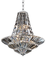 Picture for category Allegri 11424-010-FR001 Chandeliers Chrome Auletta