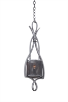 Picture for category Kalco Lighting 7536VI Mini Pendants Vintage Iron Delancy