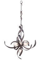 Picture for category Kalco Lighting 7540OC Chandeliers Oxidized Copper Solana