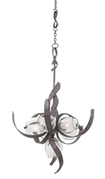 Picture for category Kalco Lighting 7551OC Chandeliers Oxidized Copper Solana