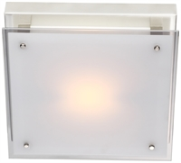 Picture for category Flush Mounts 1 Light With Chrome Tone In Finished T3 Bulb Type 12 inch 100 Watts