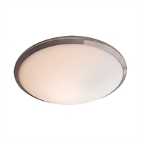 Picture for category Flush Mounts 1 Light With Oil Rubbed Bronze Finish Medium Bulbs 4 inch 60 Watts